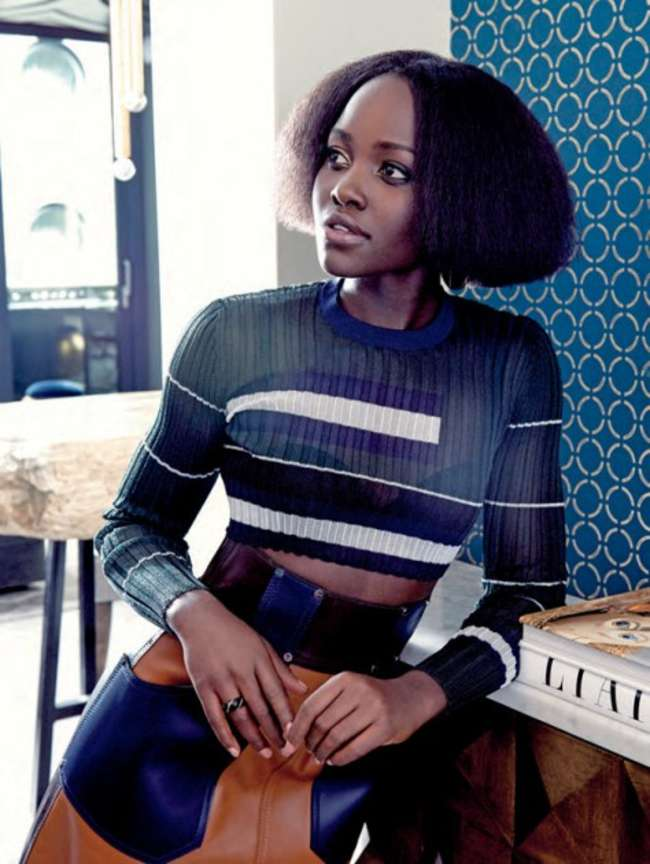 Lupita Nyongo - Rhapsody Magazine (December 2015)