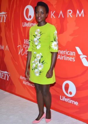 Lupita Nyongo - Variety's Power Of Women New York 2016 in NY