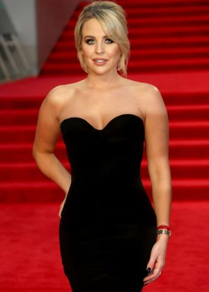 Lydia Bright - 2018 BAFTA Awards in London