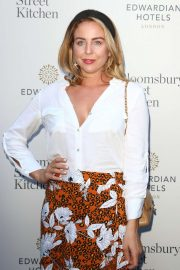 Lydia Bright - Bloomsbury Street Kitchen Restaurant Launch Party in London