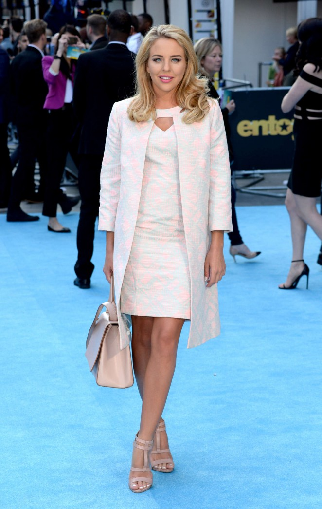 Lydia Bright - 'Entourage' Premiere in London