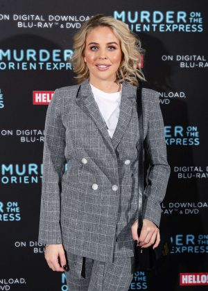 Lydia Bright - 'Murder On The Orient Express' Celebrate the Blu-ray and DVD release in London