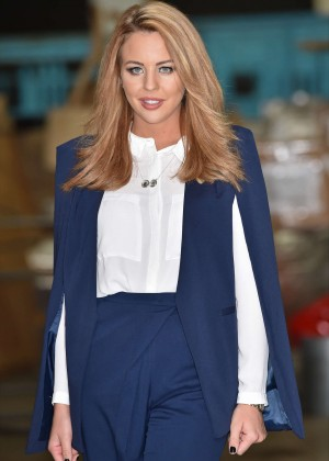 Lydia Bright out in London