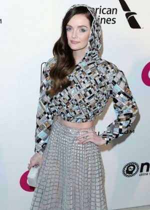Lydia Hearst - 2019 Elton John AIDS Foundation Academy Awards Viewing Party in LA