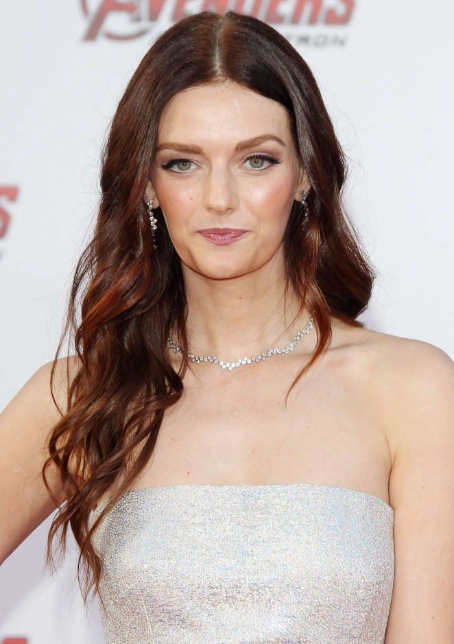 "Lydia Hearst - ""Avengers: Age Of Ultron"" Premiere in Hollywood"