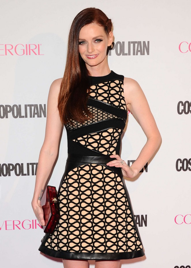 Lydia Hearst – Cosmopolitan's 50th Birthday Celebration in West Hollywood