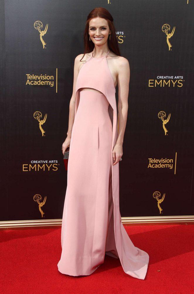 Lydia Hearst – Creative Arts Emmy Awards 2016 in Los Angeles