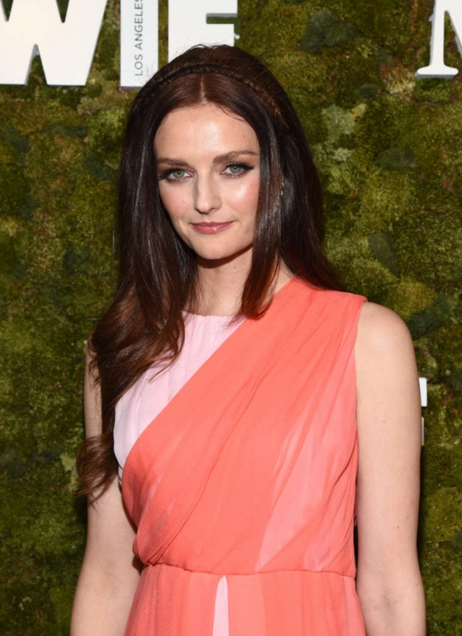 Lydia Hearst - Max Mara Women In Film Face Of The Future Award Event 2015 in West Hollywood