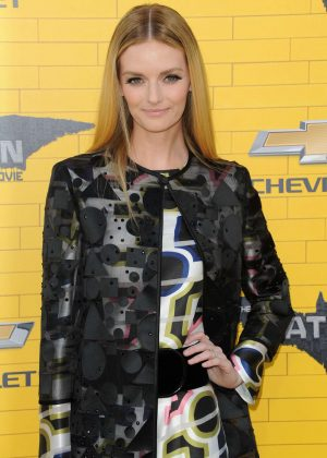 Lydia Hearst - 'The Lego Batman Movie' Premiere in Westwood
