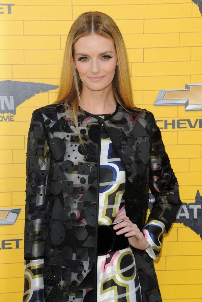 Lydia Hearst - 'The Lego Batman Movie' Premiere in Westwood