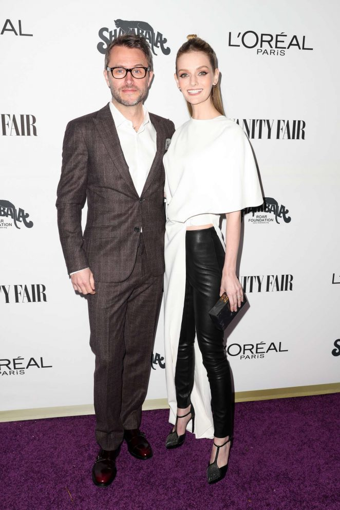 Lydia Hearst: Vanity Fair and LOreal Paris Toast to Young Hollywood -01