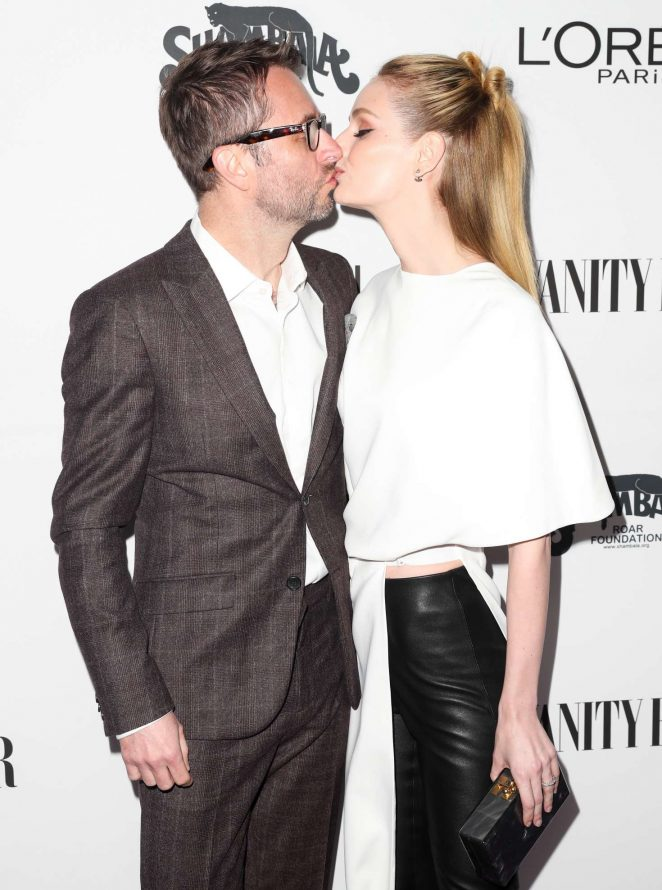 Lydia Hearst: Vanity Fair and LOreal Paris Toast to Young Hollywood -02