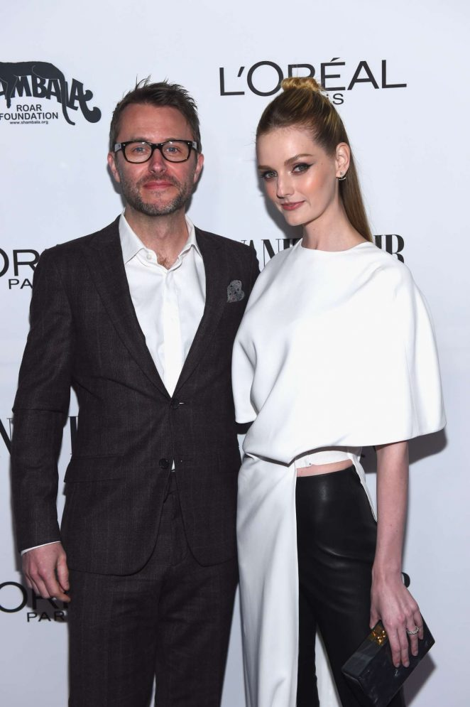 Lydia Hearst: Vanity Fair and LOreal Paris Toast to Young Hollywood -08