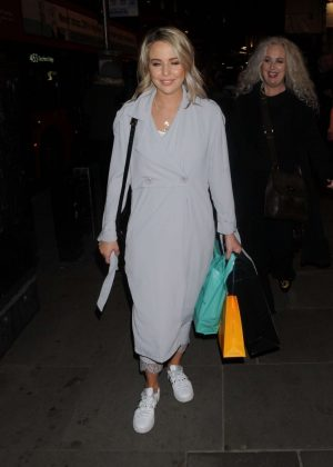 Lydia Rose Bright - L'Occitane en Provence Store Opening Party in London