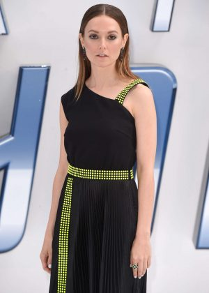 Lydia Wilson - 'Star Trek Beyond' Premiere in London