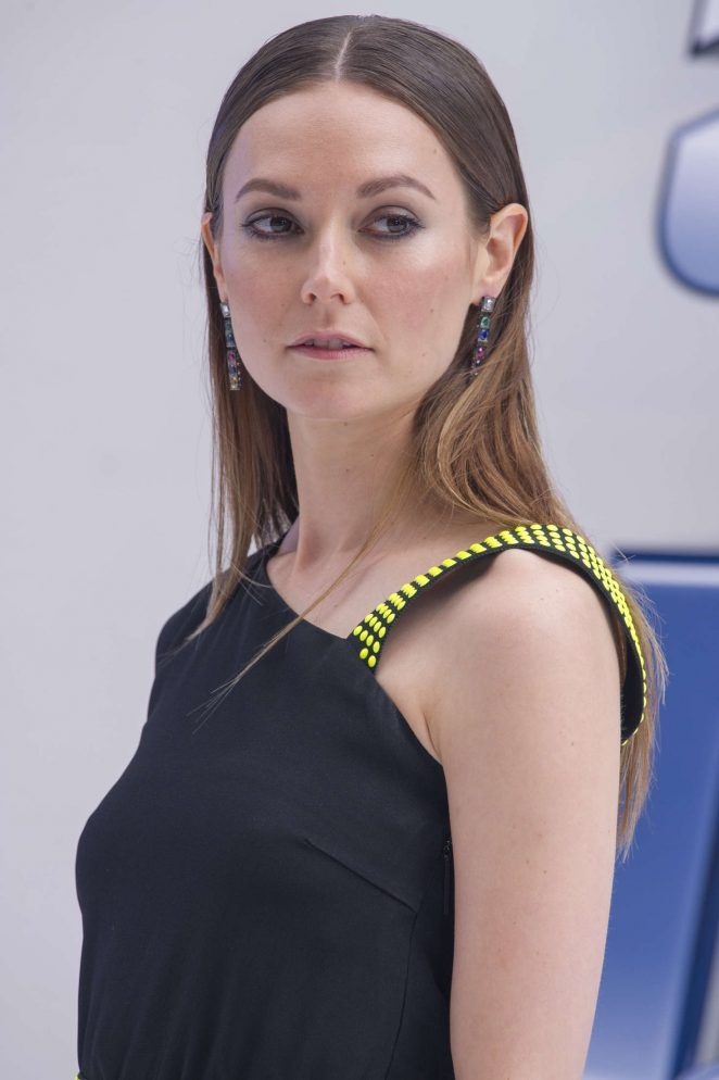 Lydia Wilson: Star Trek Beyond UK Premiere -10