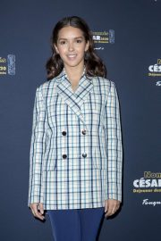 Lyna Khoudri - Cesar 2020 Nominee Luncheon in Paris