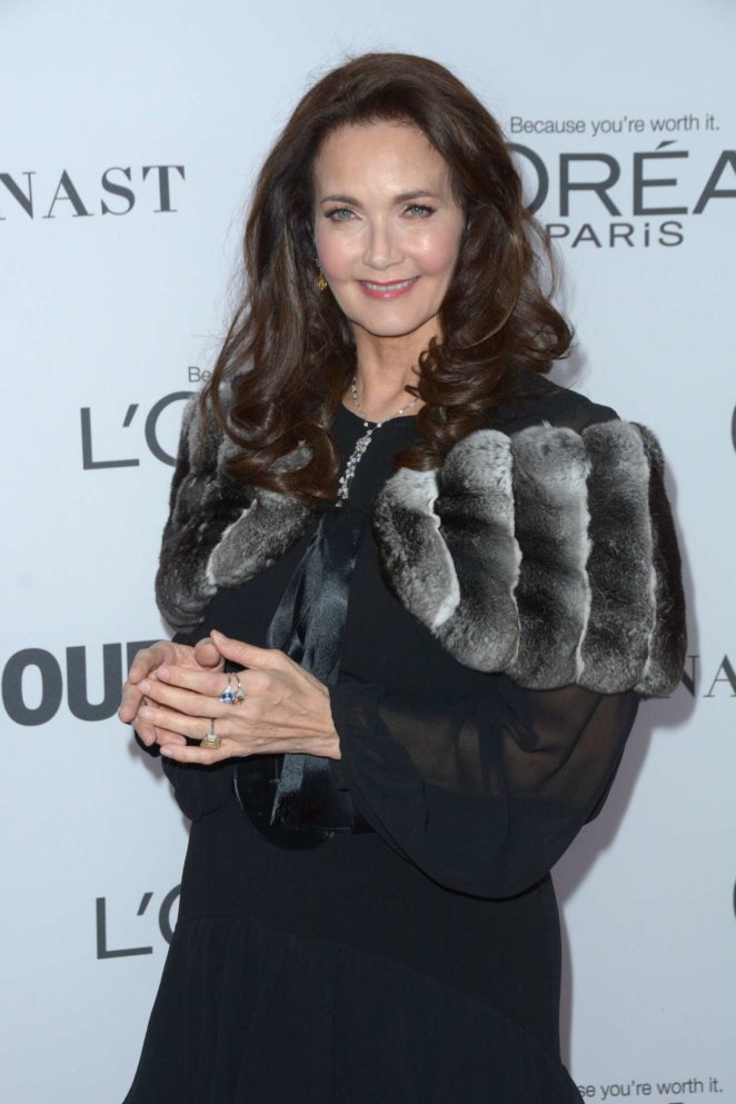 Lynda Carter - 2017 Glamour Women of The Year Awards in NY