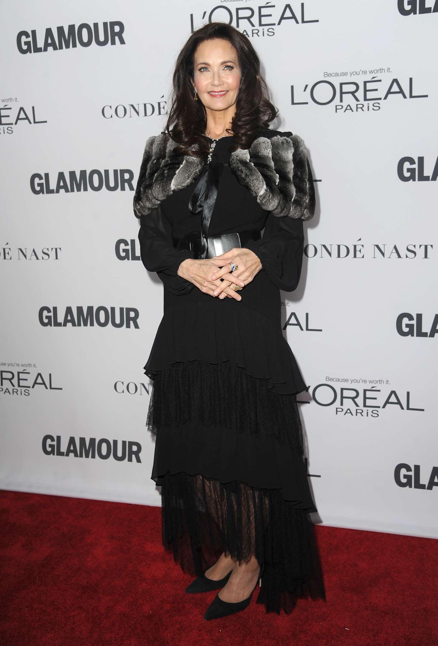 Lynda Carter 2017 : Lynda Carter: 2017 Glamour Women of The Year Awards -11