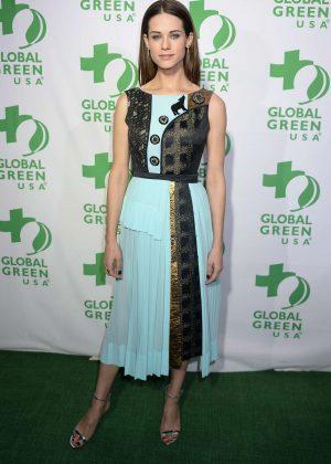 Lyndsy Fonseca - 14th Annual Global Green Pre-Oscar Party in Los Angeles