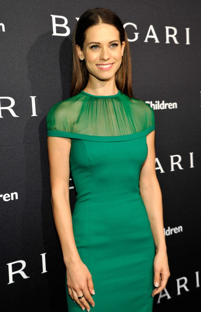 Lyndsy Fonseca - BVLGARI Save The Children STOP THINK GIVE Pre-Oscar Event in Beverly
