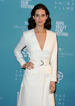 Lyndsy Fonseca - Napa Valley Film Festival 2015 in Yountville