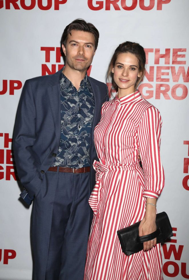 Lyndsy Fonseca – 'The Whirligig' Play Opening Night in New York