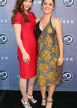 Lynn Collins - Discovery Evening Event at 2017 TCA Summer Press Tour in LA