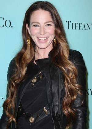 Lynn Collins - Tiffany and Co Store Renovation Unveiling in Los Angeles