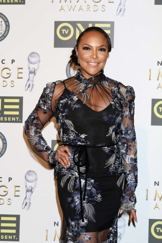 Lynn Whitfield – Non-Televised 48th NAACP Image Awards in Pasadena