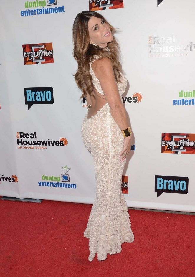 Amazing Lynne Curtin: The Real Housewives Of Orange County Season 11 Premiere  02