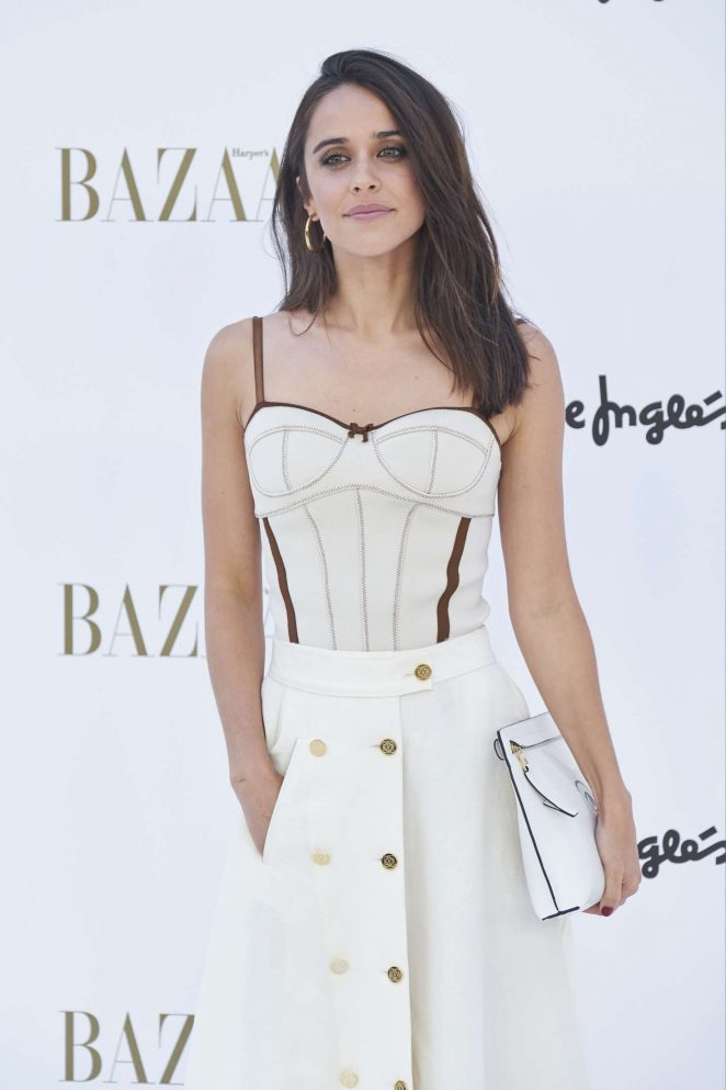 Macarena Garcia - 150th Anniversary of Harper's Bazaar Party in Madrid