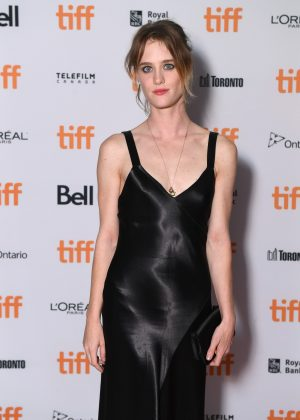 Mackenzie Davis - 'Black Mirror' Premiere at 2016 Toronto International Film Festival