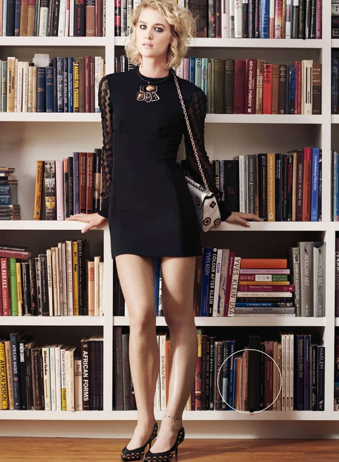 Mackenzie Davis – InStyle Photoshoot (September 2015)