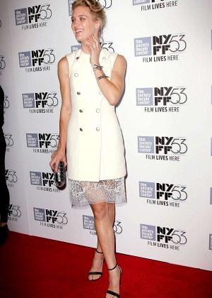 Mackenzie Davis - 'The Martian' Premiere at the 53rd New York Film Festival