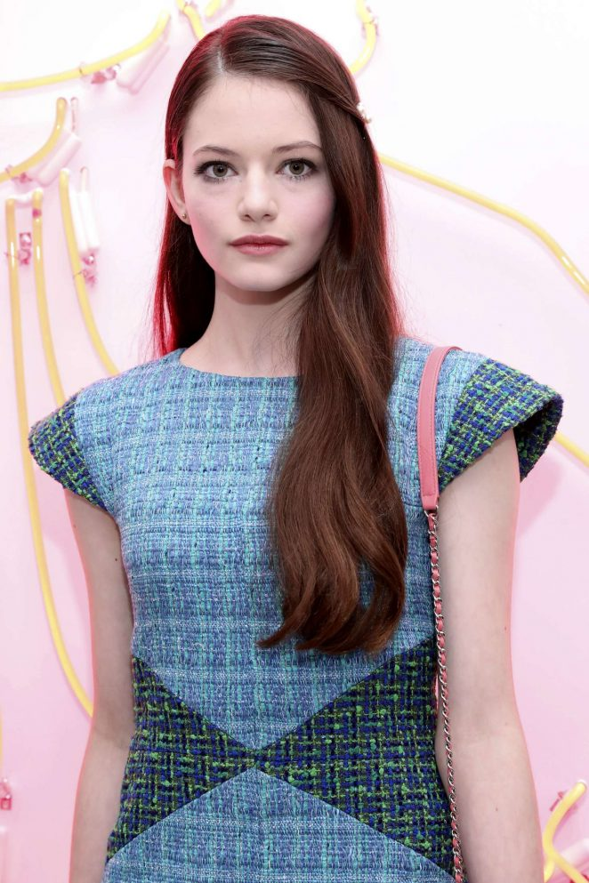 Mackenzie Foy - 2018 Chanel Pre-Oscars Event in Los Angeles