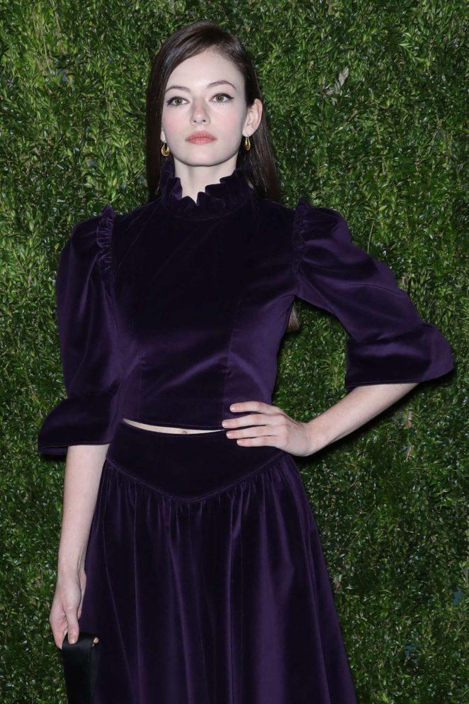 Mackenzie Foy - CFDA/Vogue Fashion Fund 15th Anniversary Event in Brooklyn