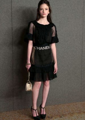 Mackenzie Foy - Chanel Metiers d'Art Pre-Fall 2019 Fashion Show in NY