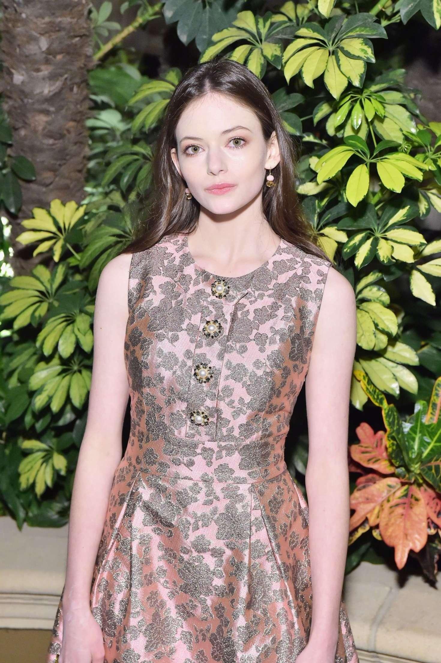 Mackenzie Foy - ELLE's 25th Women in Hollywood Celebration in LA