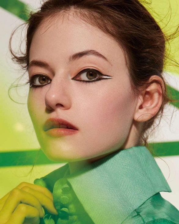 Mackenzie Foy for Vogue Taiwain 2019