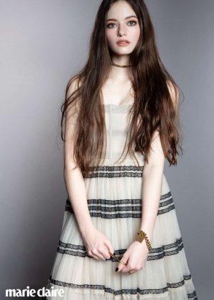 Mackenzie Foy - Marie Claire Malaysia (November 2018)