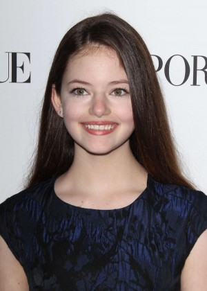Mackenzie Foy - 2015 Teen Vogue Young Hollywood Party in LA
