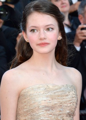 Mackenzie Foy - 'The Little Prince' Premiere in Cannes