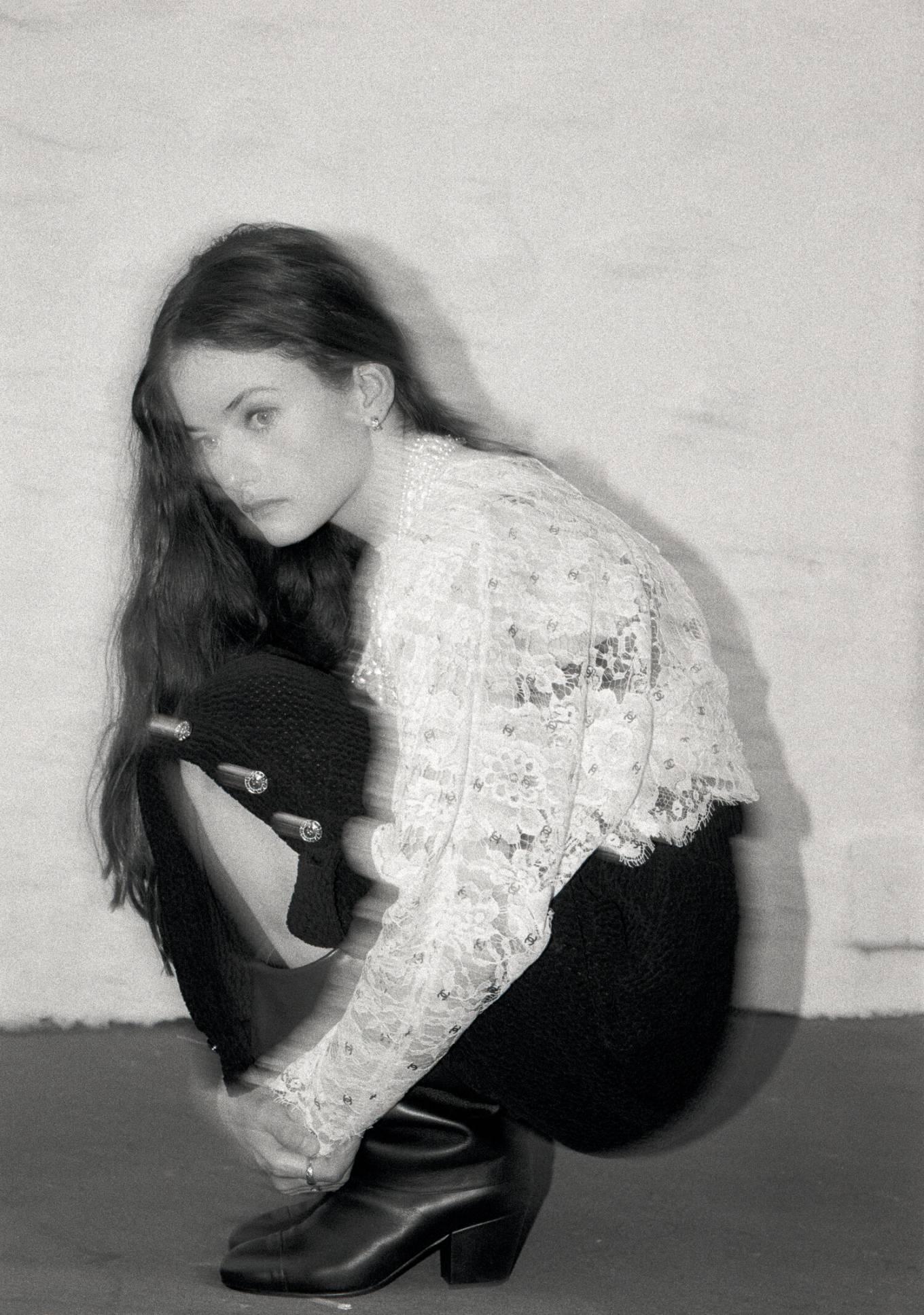 Mackenzie Foy 2020 : Mackenzie Foy – Wearing Chanel in photoshoot for Flaunt Magazine-06