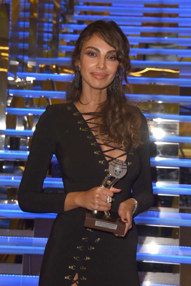 Madalina Ghenea - 2016 Film Festival de la Comedie in Monte Carlo