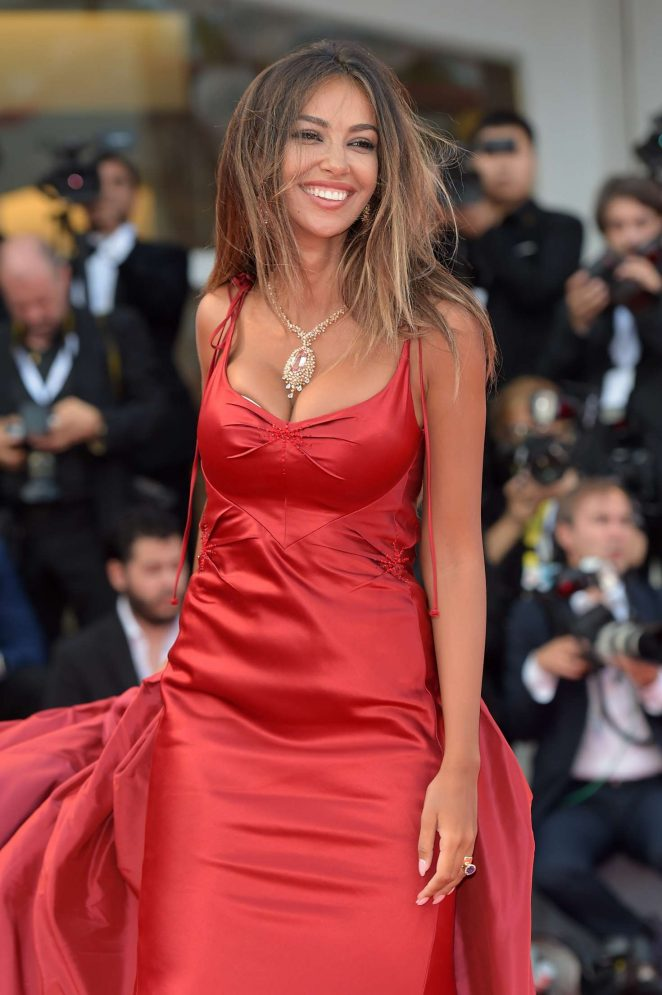 Madalina Ghenea – The Sisters Brothers Premiere – 2018 Venice Film Festival