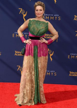 Madchen Amick - 2018 Primetime Creative Arts Emmy Awards in Los Angeles