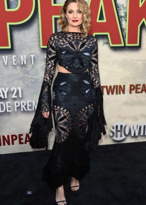 Madchen Amick - Showtime's 'Twin Peaks' Premiere in Los Angeles