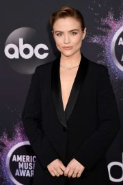 Maddie Hasson - 2019 American Music Awards in Los Angeles