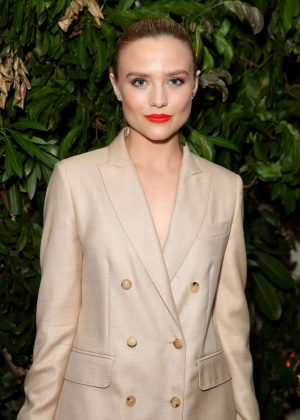 Maddie Hasson - Max Mara WIF Face Of The Future in Los Angeles